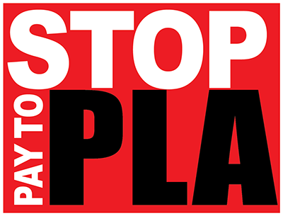 Stop Pay to PLA | Stop PLA Agreements in NY